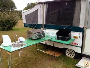Custom outdoor kitchen | Camping | Pinterest | Camper ...