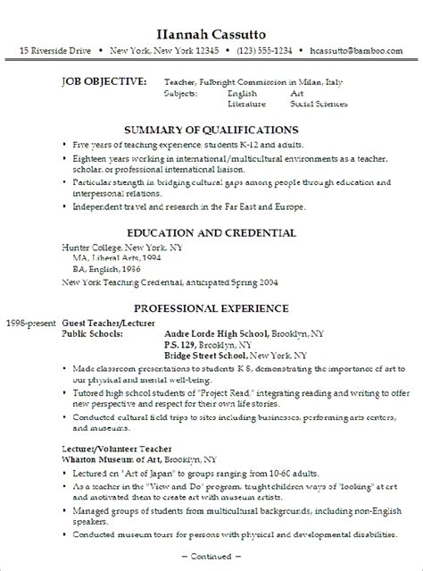 Msw Resume Format by Social Work Resume Whitneyport Daily