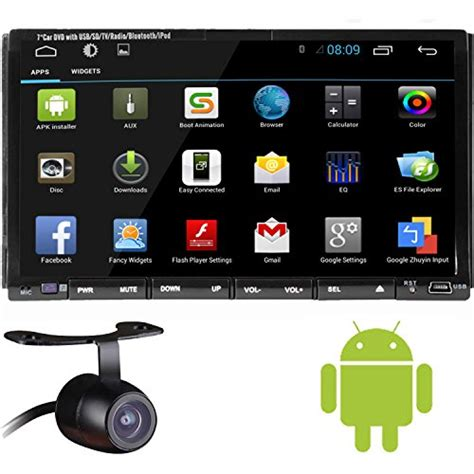 gps android android 4 2 gps navigation touch screen 7 quot inch 2din 2 din