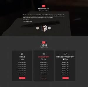 Resume Personal Portfolio Web Template By Themerally