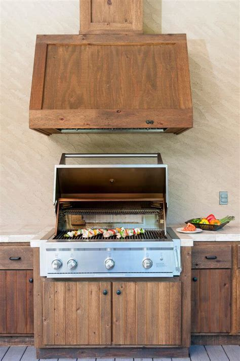 cuisine exterieure bois cuisine extérieure en bois d échafaudage meubles de