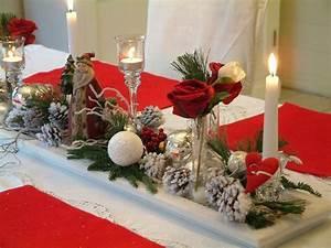 Table De Noel Traditionnelle : ma table de no l qui accueillera ma petite famille ~ Melissatoandfro.com Idées de Décoration