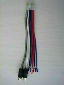 Dual Tbx10a Original Wire Harness 10 Pin Plug With Rca