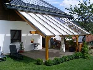 Terrasse Höher Als Garten : gem tliche stunden auf der terrasse verbringen n tzliche sonnensegel dienen hier als ~ Markanthonyermac.com Haus und Dekorationen