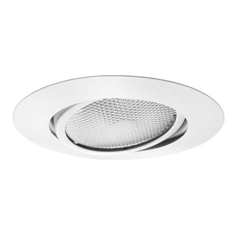 5 inch recessed light gimble ring trim for 5 inch recessed housing 209n wh
