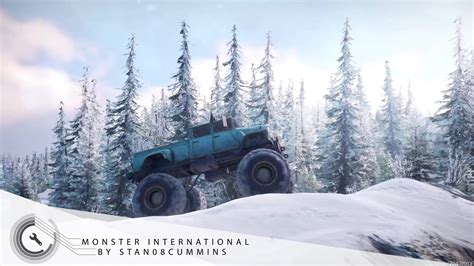 Carry heavy hauls and extreme payloads by overcoming mud, torrential waters, snow, and frozen lakes for huge rewards. SnowRunner - Mod trailer - High quality stream and download - Gamersyde