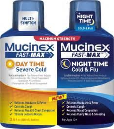 Mucinex Night Time