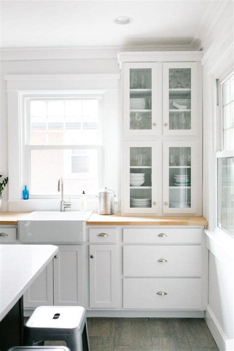 kitchen cabinets white best 25 glass front cabinets ideas on glass 6259