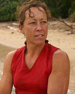Susan Hawk. Survivor: Borneo and Survivor: All Stars. One ...