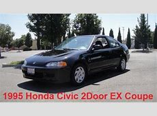 Used 1995 Honda Civic EX Coupe For Sale in CA Autoptencom