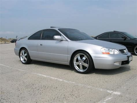 2002 Acura Cl by Silvercls 2002 Acura Cl Specs Photos Modification Info