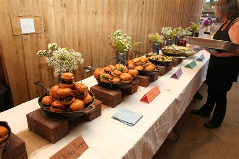 No matter the social gathering, a functional buffet table creates an enjoyable experience for family and friends. Buffet tables along the side wall.   Buffet table, Table decorations, Table