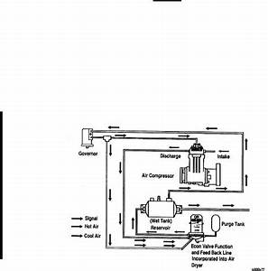 Air Compressor Dryer Installation Diagram