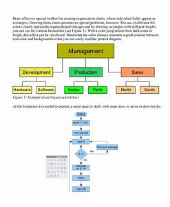 organizational chart 9 free word pdf documents With openoffice flowchart template