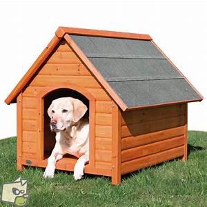 Niche Petit Chien : niche pour chien en pin lazur ~ Melissatoandfro.com Idées de Décoration