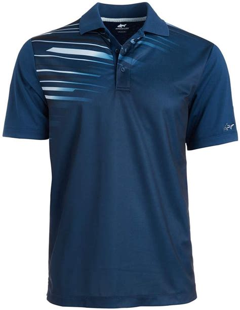 Greg Norman Attack Life by Men's Cooper Polo, Created for ...