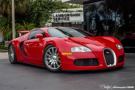 2003 Bugatti Veyron For Sale by Ten New And Luxury Sleds For Santa