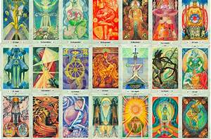 Image Gallery Major Arcana