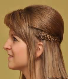Cute Easy Hairstyles Long Hair