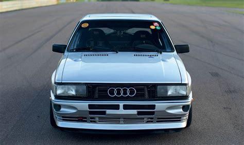 Audi 80 B2 - Audi 80 Quattro B2 700hp tuned body - Drive