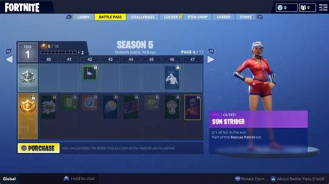 fortnite season  battle pass skins revealed drift