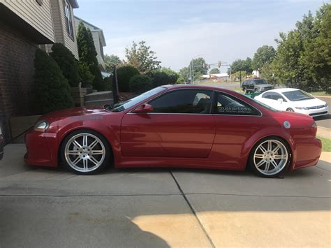 2003 Acura Cl Type S (6speed) Manual Trans
