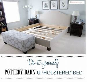 best 25 upholstered beds ideas on pinterest grey With bedding similar to pottery barn