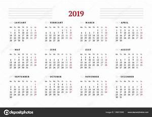Kalendár Rok 2019 newcalendar