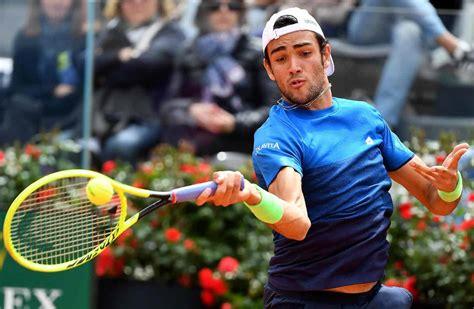 Find the perfect matteo berrettini stock photos and editorial news pictures from getty images. Matteo Berrettini è un giocatore di un altro livello - Tennis Fever