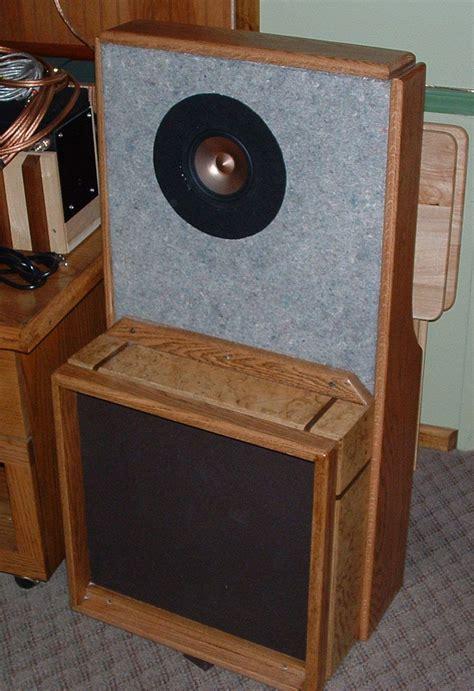 alpair  quarter wavelength loudspeaker design gallery great audio looksgood loudspeaker