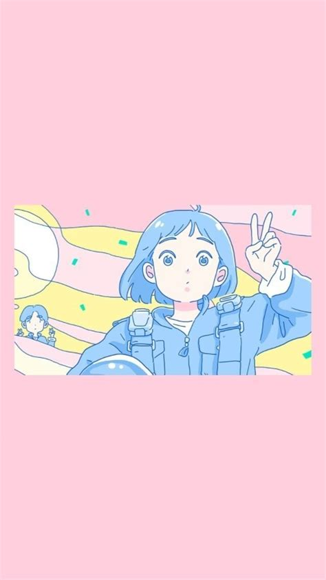 aesthetic wallpapers image by mirimon anime wallpaper