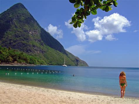 Enjoy A Cherishable Vacation In Saint Lucia Uk Holiday News