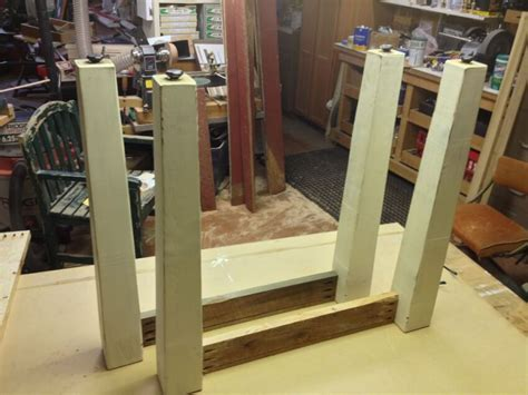 How To Build A Rustic Doityourself Farmhouse Table (with