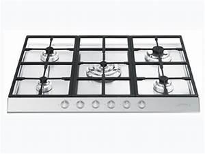 Gaskochfeld 5 Flammig : smeg gaskochfeld qualit t gasplatte gaskochplatte incl d sen f r propan gas ~ Watch28wear.com Haus und Dekorationen