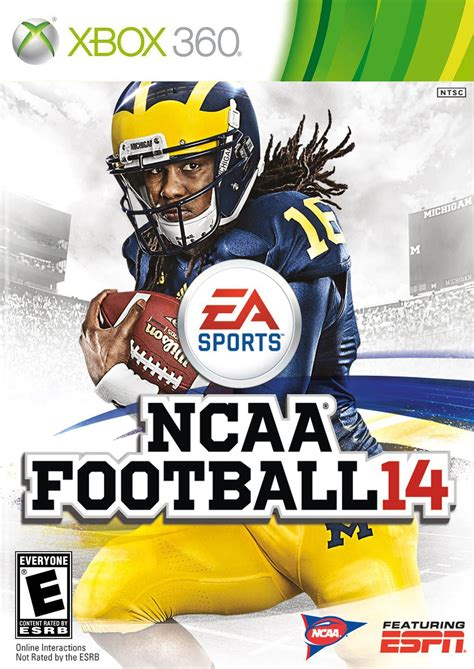 Ncaa Football 14 Xbox 360 Review Any Game