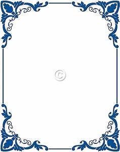 Free Elegant Borders Cliparts - Cliparts and Others Art ...