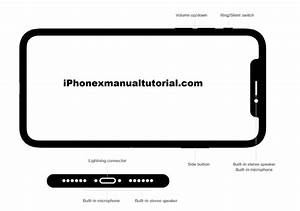 Iphone X Manual And Tutorial Or User Guide Instructions
