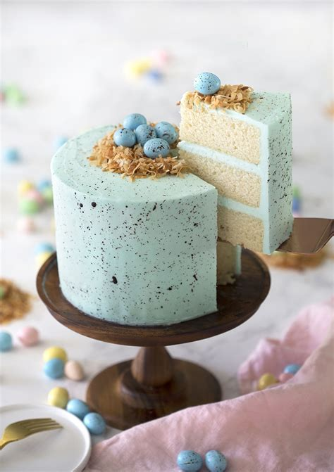 Eggs are most commonly thought of as a key ingredient in a number of savoury dishes, however they also hold an equally important place in sweet recipes. 13 Gorgeous Easter Dessert Recipes