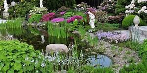 Pflanzen Für Teichumrandung : gartenteich anlegen tipps garten blog ~ Michelbontemps.com Haus und Dekorationen