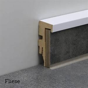 Auf Holz Fliesen : universal sockelleiste nt11 parkett laminat fliesen wei ~ A.2002-acura-tl-radio.info Haus und Dekorationen