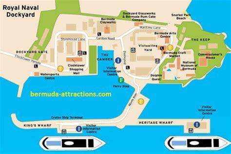 bermuda cruise port guide cruiseportwikicom