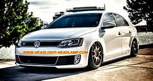 Vw Volkswagen Jetta Halogen Standard Headlamp Upgrade