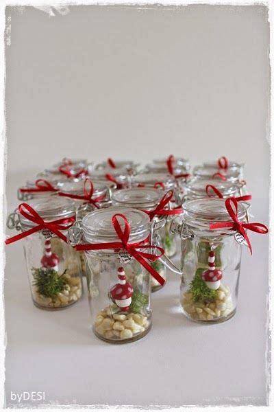 bydesi kreatives mit herz glueck im glas geschenke  glas basteln weihnachten und