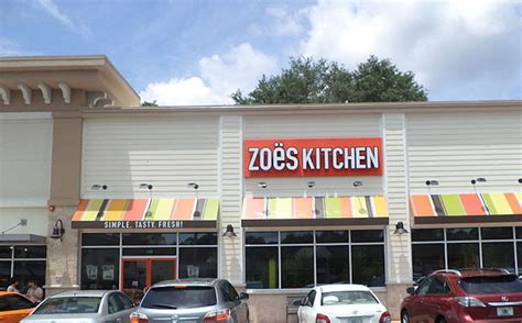 zoes kitchen tallahassee zo 235 s kitchen plans to area presence connect media