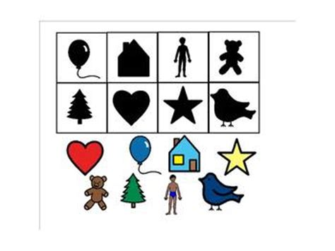 preschool shadow theme smart board activity by 117 | original 491427 1