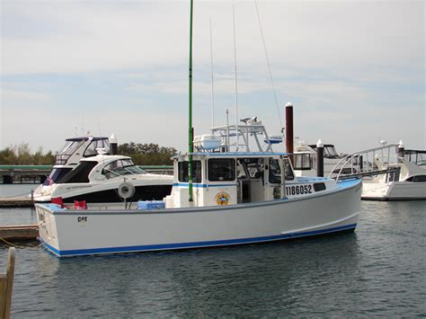 Fast Lobster Boats For Sale by 35 Rp Boat Downeast No Longer For Sale The Hull