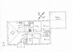 Connaitre Orientation Maison : photo plan et surface avec orientation plan de maison ~ Premium-room.com Idées de Décoration