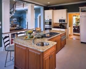 centre islands for kitchens not these finishes but this setup center island with stove design kitchen