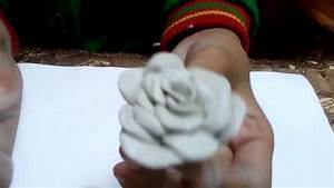 Shilpkar Clay Art Flower Making Tutorial | How to Make ...