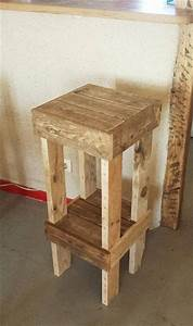 DIY Reclaimed Pallet Stools 99 Pallets